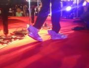 in Sagra: scarpe con le ali