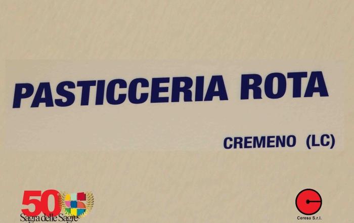 PASTICCERIA ROTA SNC