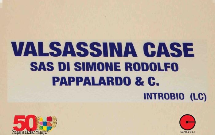 VALSASSINA CASE SAS