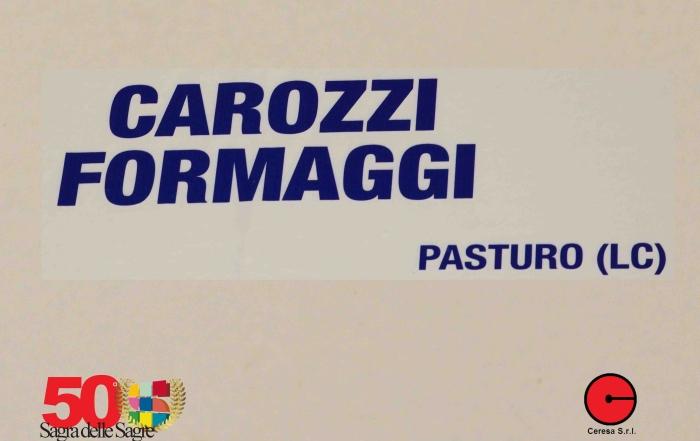 CAROZZI FORMAGGI SRL